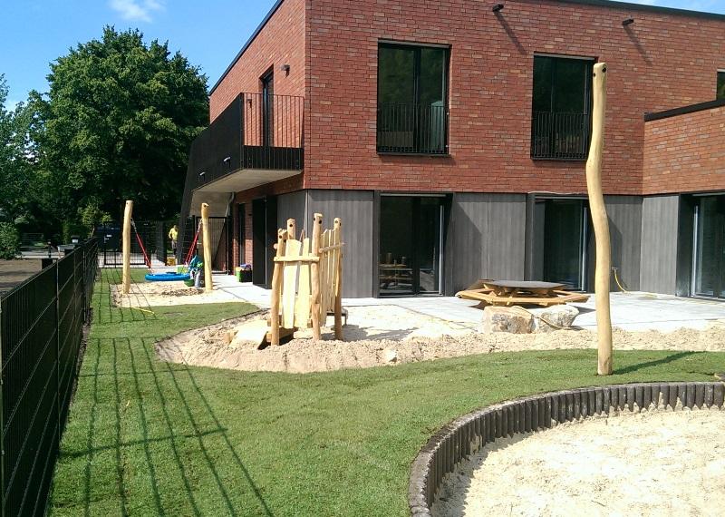 Neubau einer Kindertagestätte in Münster