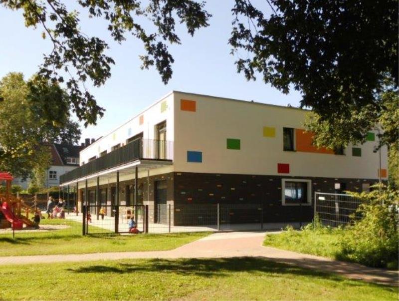Neubau einer Kindertagesstätte in Essen
